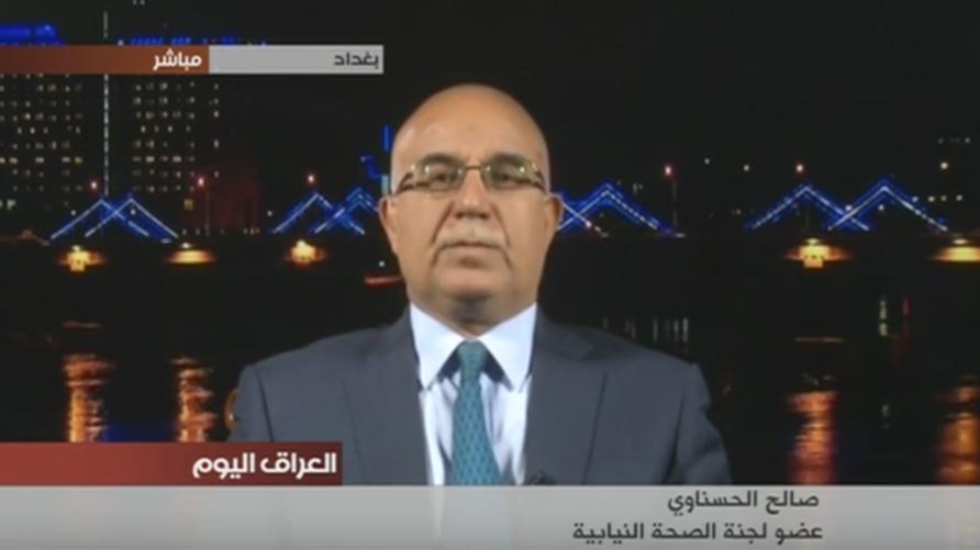 عضو لجنة الصحة النيابية صالح الحسناوي