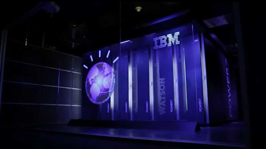 نظام واتسون من تطوير IBM