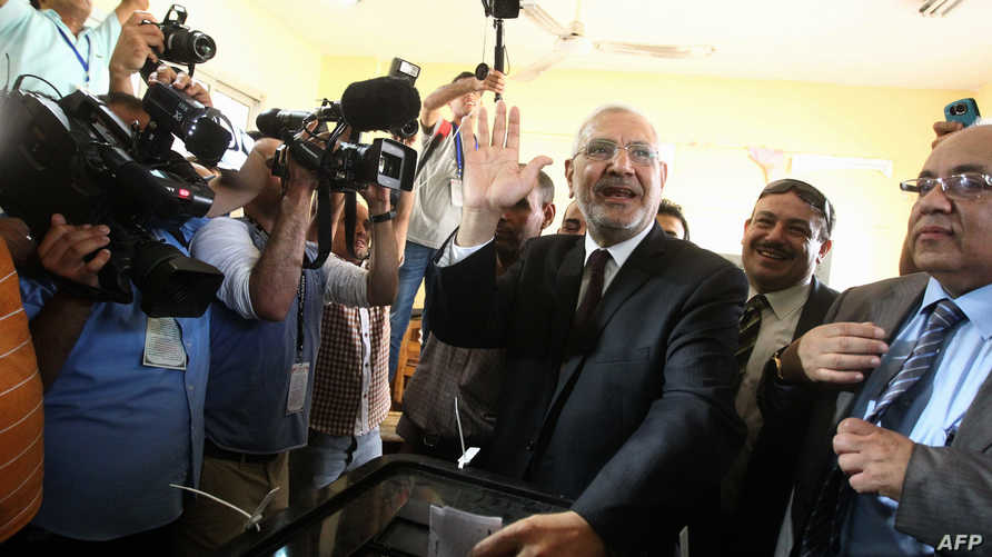 المرشح المصري السابق لانتخابات الرئاسة عبد المنعم أبو الفتوح