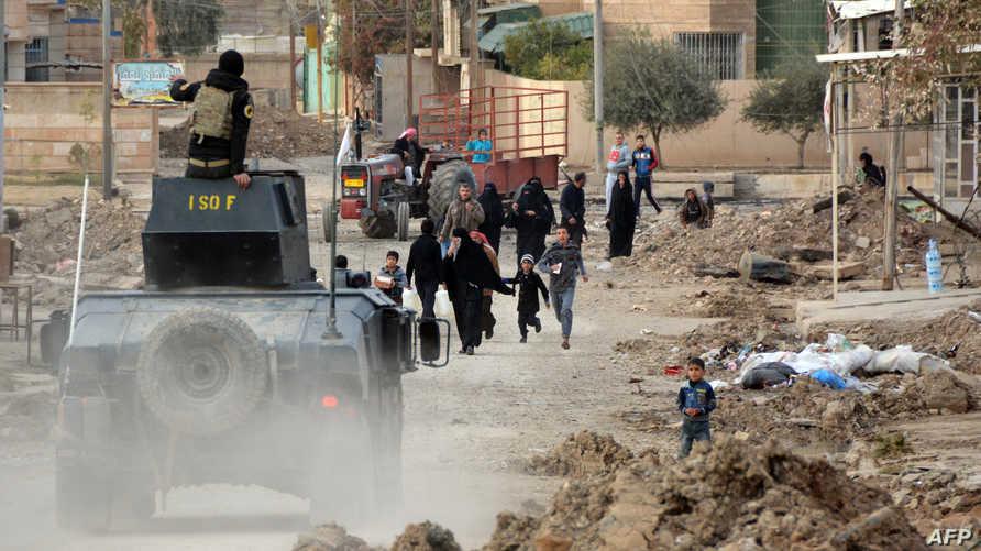 أحد أحياء الموصل