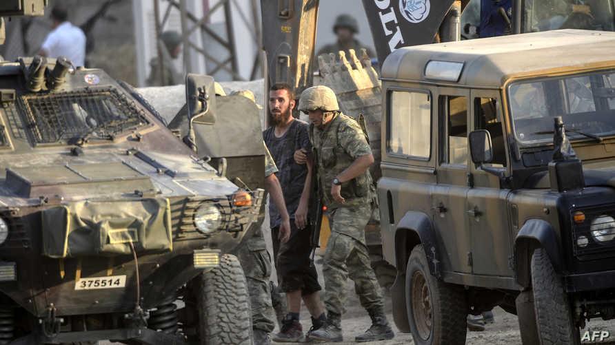 عناصر من الجيش التركي -أرشيف