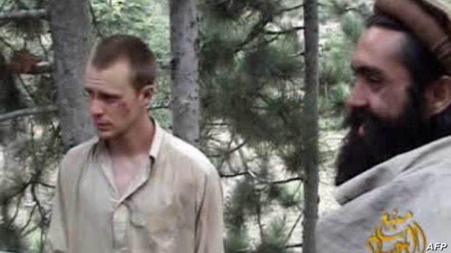 الجندي الأميركي بووي بيرغدال المختطف على يد طالبان