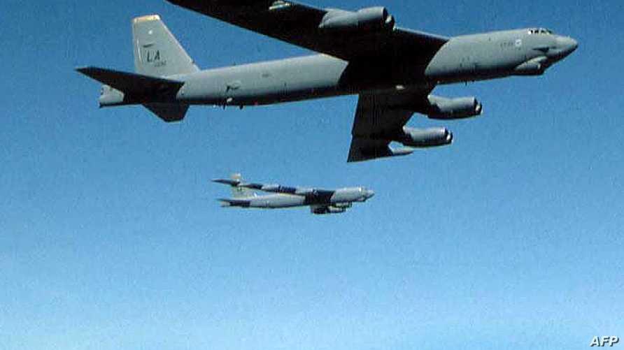 قاذفات من نوع B-52