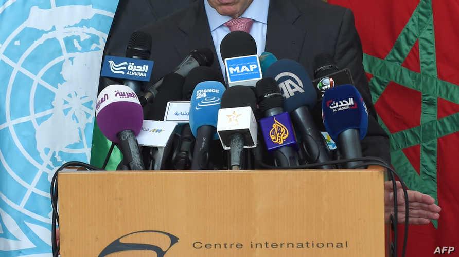 مبعوث الأمم المتحدة في ليبيا برناردينو ليون