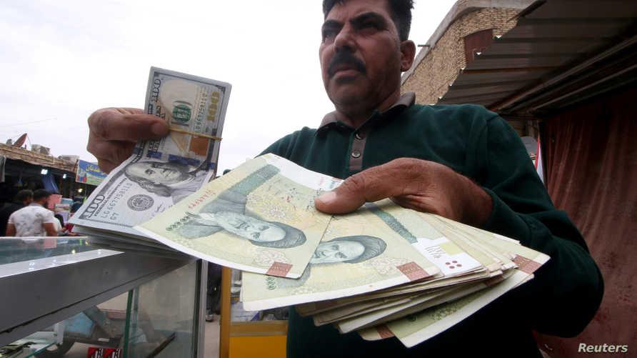 العملة الإيرانية إلى مزيد من التدهور على وقع العقوبات الأميركية الجديدة
