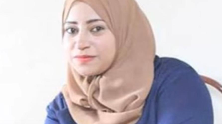 الصحافية المصرية الراحلة ميادة أشرف