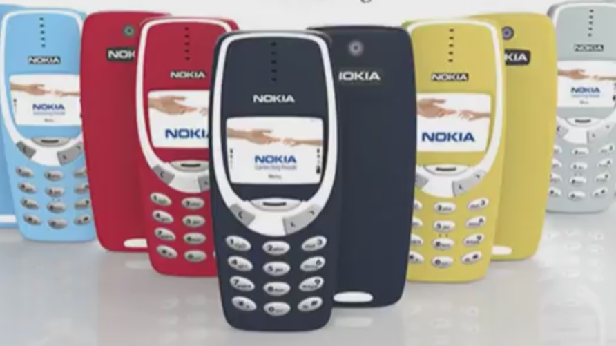 نوكيا 3310 بمجموعة ألوان