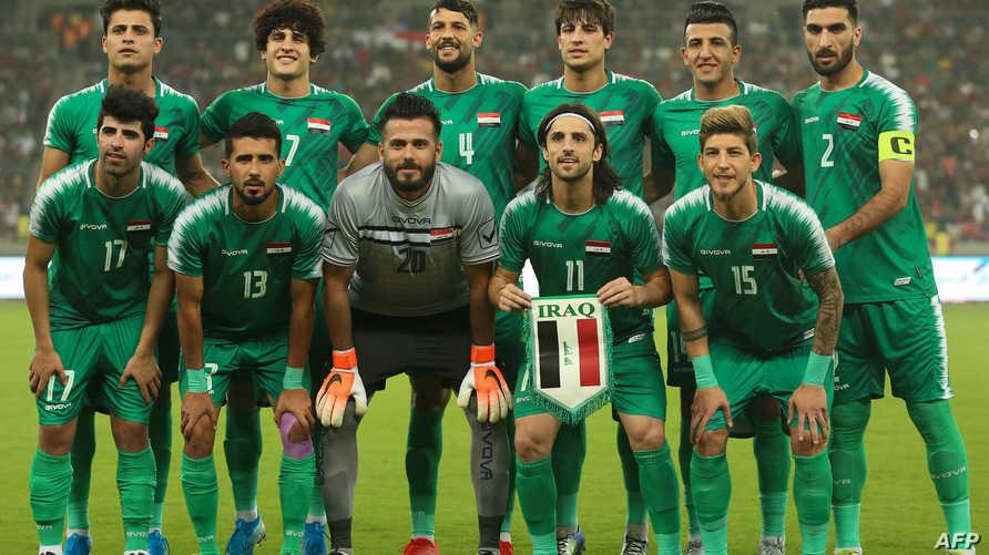 المنتخب الوطني العراقي لكرة القدم
