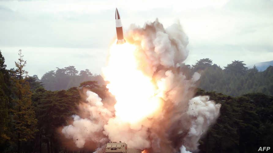 منظومة صاروخية جديدة قصيرة المدى صنعتها كوريا الشمالية - 16 أغسطس 2019