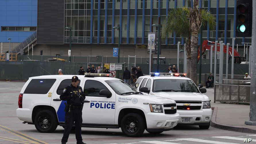 قوات الشرطة في سان دييغو - أرشيف