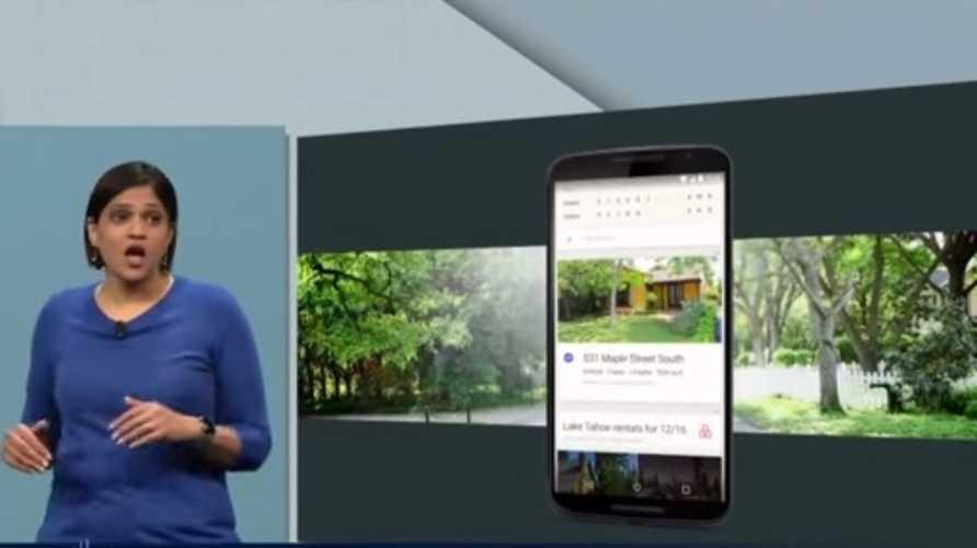 """عرض خاصية """"غوغل ناو"""" ضمن تحديث آندرويد الجديد"""
