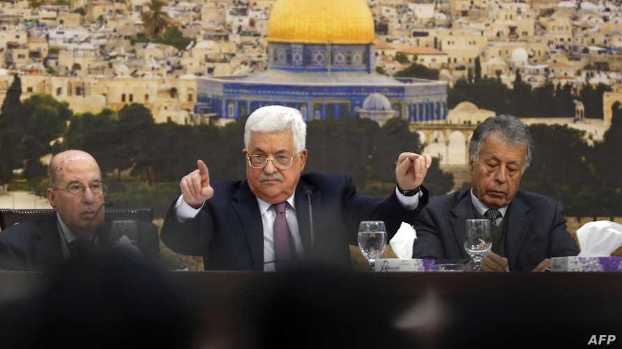 أضاعت السلطة الفلسطينية فرصتها التاريخية لاكتساب أي شرعية قانونية أو شعبية (أ ف ب)