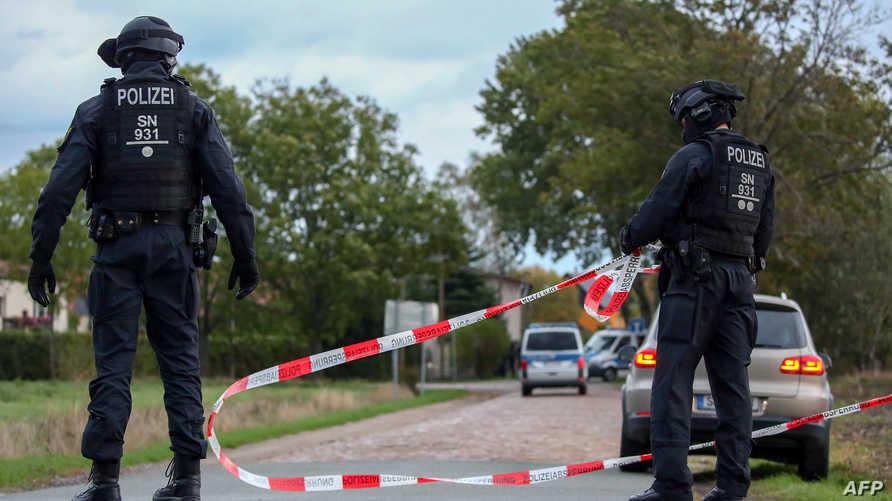 الشرطة الألمانية، أرشيف