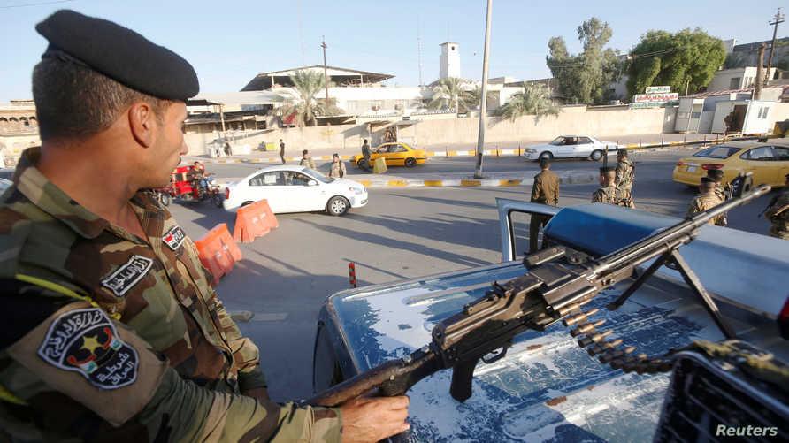 احتجاجات العراق أسفرت عن مقتل العشرات