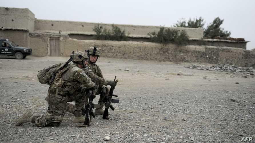 جنديان أميركيان في أفغانستان
