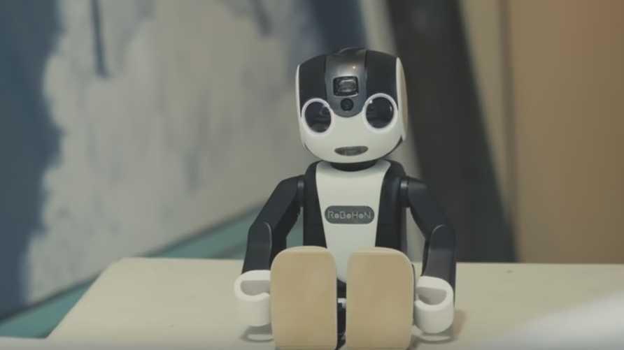الهاتف الجديد روبوهون