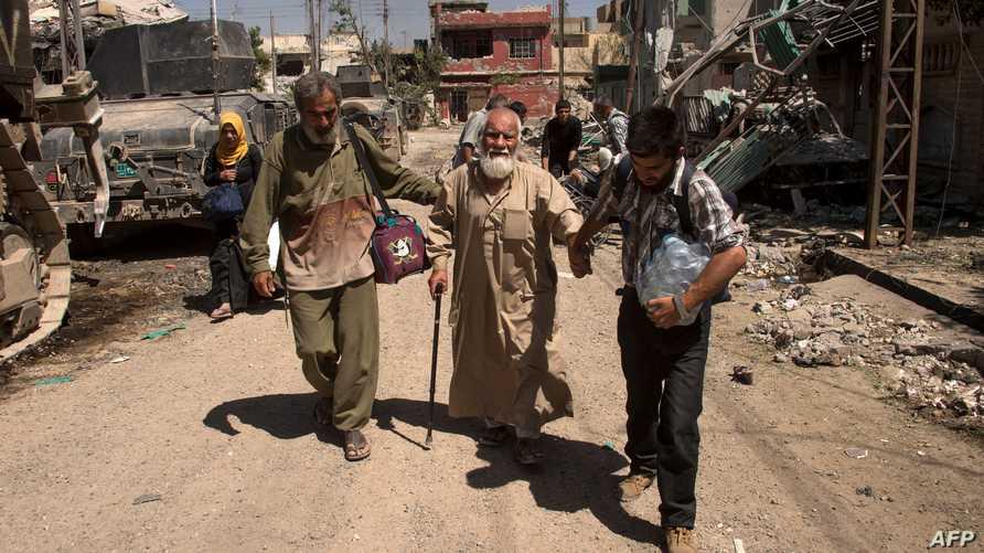 مسن عراقي من الموصل،أرشيف