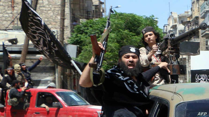 مسلحون من جبهة النصرة -أرشيف