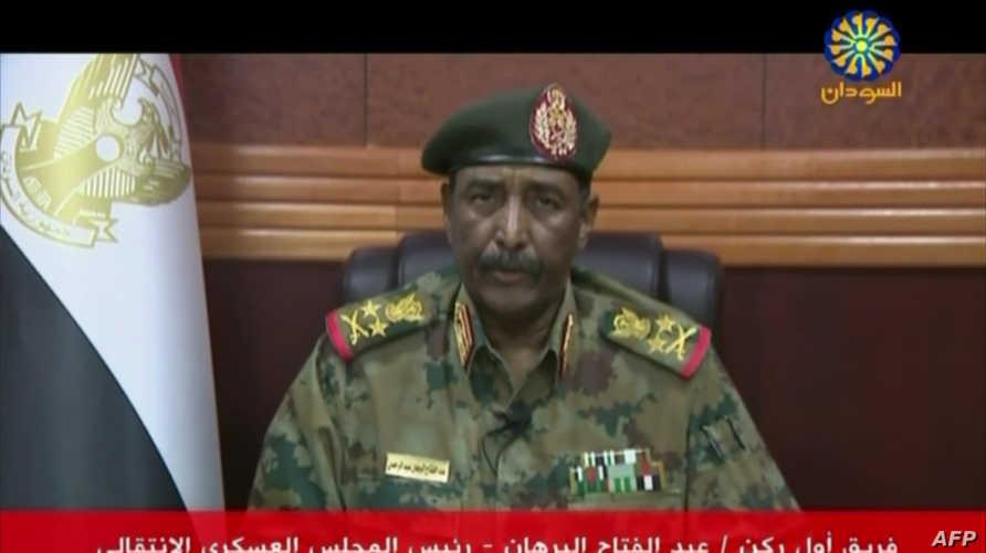 رئيس المجلس العسكري الحاكم في السودان الفريق أول عبد الفتاح البرهان