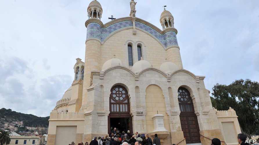كنيسة سان أوغيستين بالجزائر