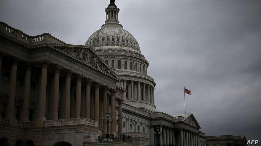 مبنى الكونغرس الأميركي في واشنطن