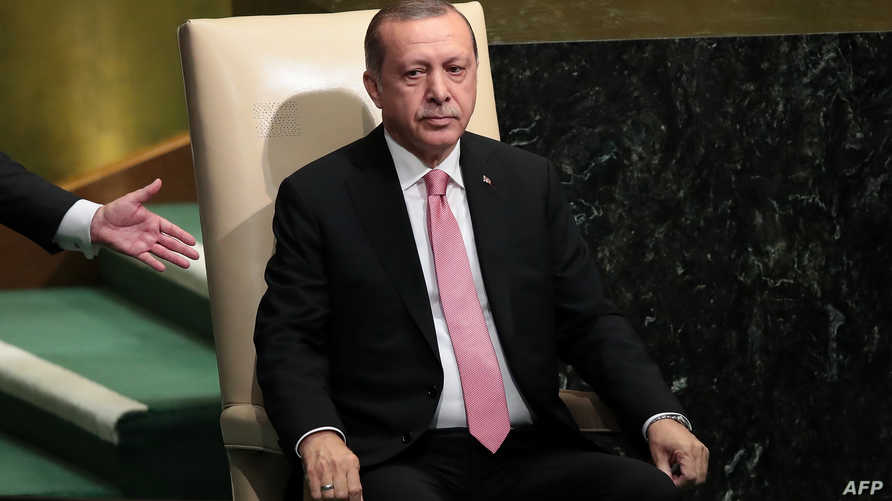 رجب طيب أردوغان