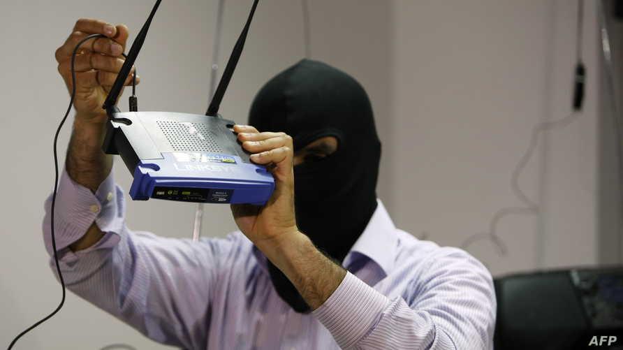 راوتر انترنت