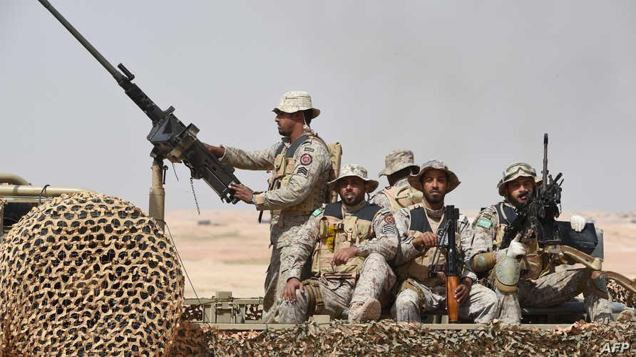 قوات عسكرية سعودية-أرشيف