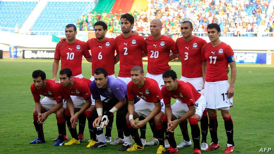 المنتخب المصري لكرة القدم- أرشيف