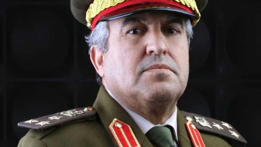 المتحدث الرسمي باسم غرفة عمليات الجيش الليبي خالد محجوب