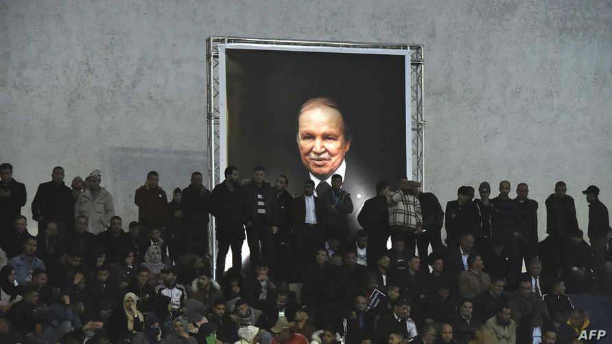 صورة الرئيس الجزائري عبد العزيز بوتفليقة