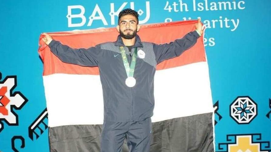 بطل يمني في رياضة الكونغ فو