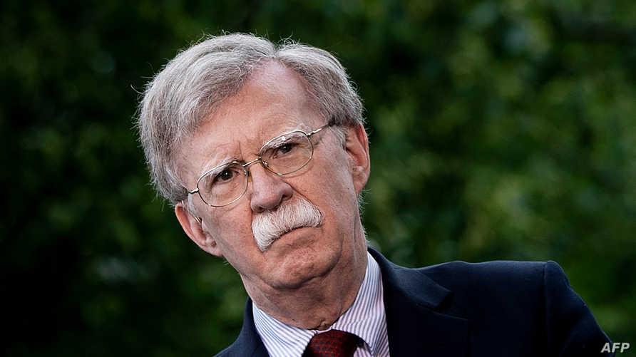 جون بولتون - مستشار الأمن القومي الأميركي
