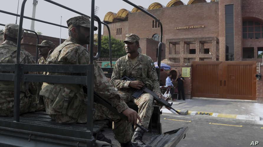جنود باكستانيون- أرشيف