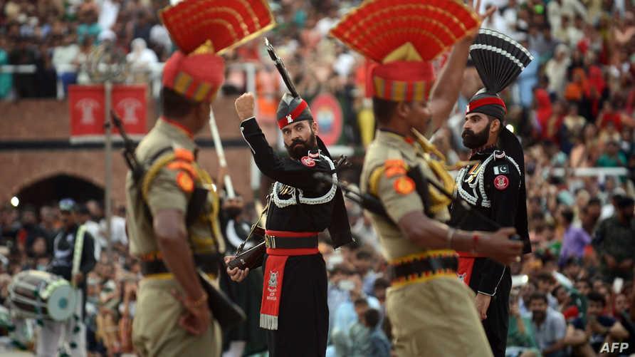 حرس الحدود بين الهند وباكستان
