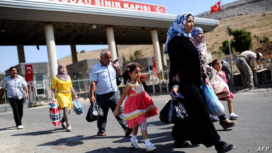 استيعاب اللاجئين السوريين مهمة ثقيلة تخشاها دول الجوار