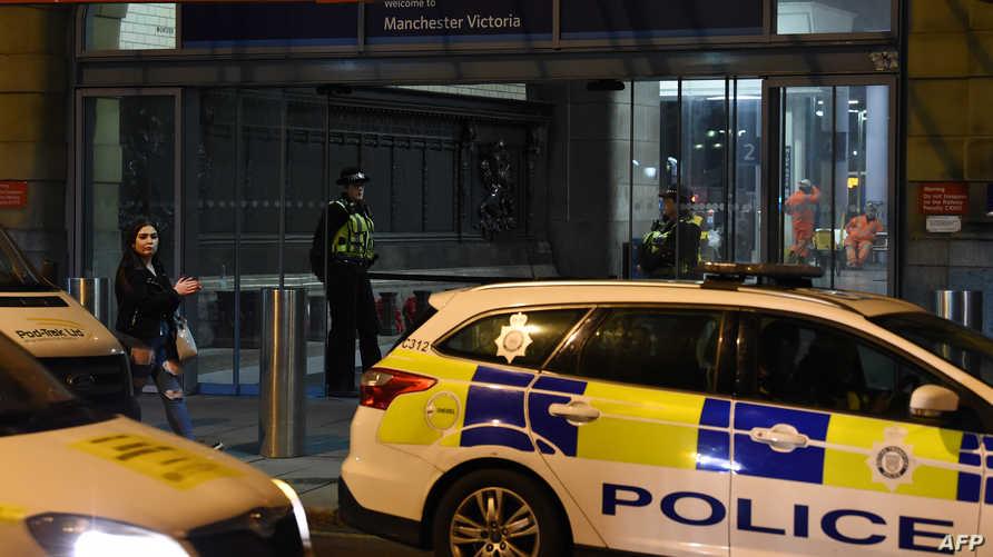 عناصر في الشرطة البريطانية (أرشيف)