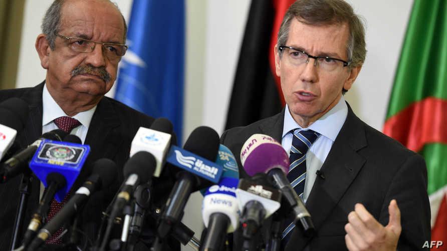 رئيس بعثة الأمم المتحدة إلى ليبيا برناردينو ليون