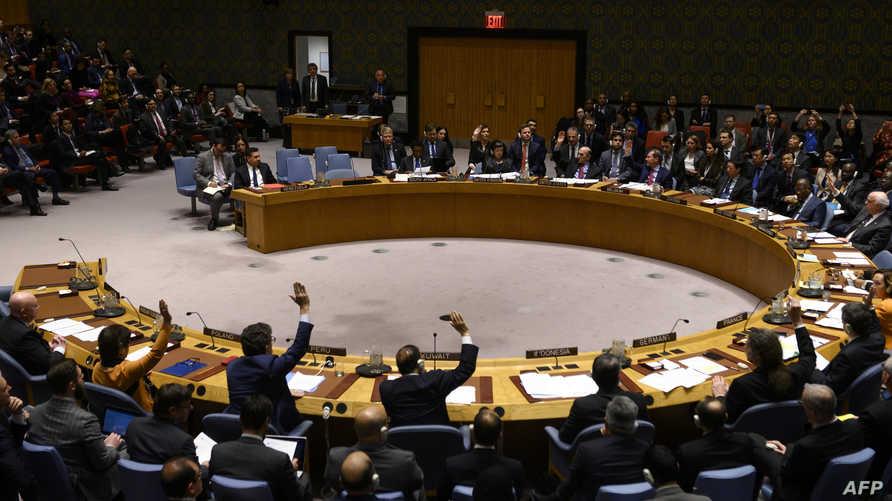 من المتوقع أن يتحدث الرئيس الفلسطيني محمود عباس عن خطة السلام أمام مجلس الأمن الأسبوع القادم، ربما في توقيت يتزامن مع تصويت على مشروع القرار.