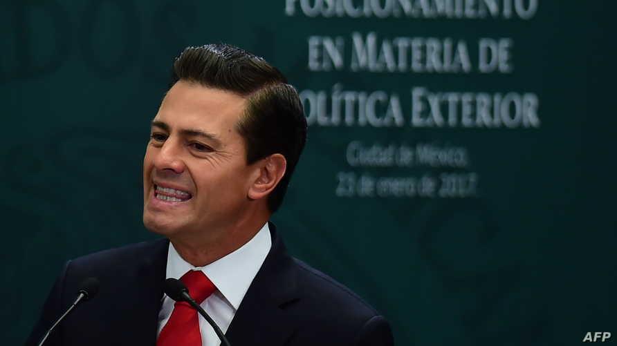 الرئيس المكسيكي