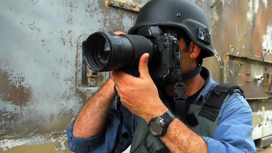 يواجه الصحافيون في سورية مخاطر عالية