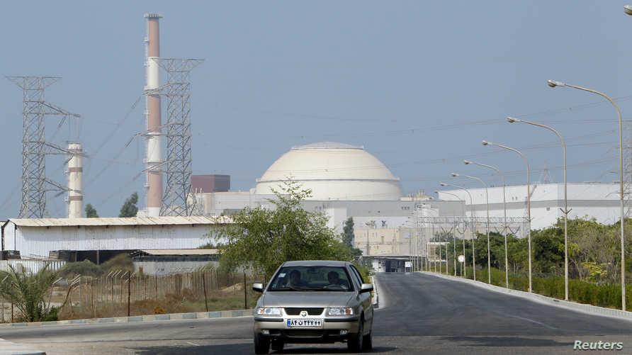 جانب من مفاعل بوشهر