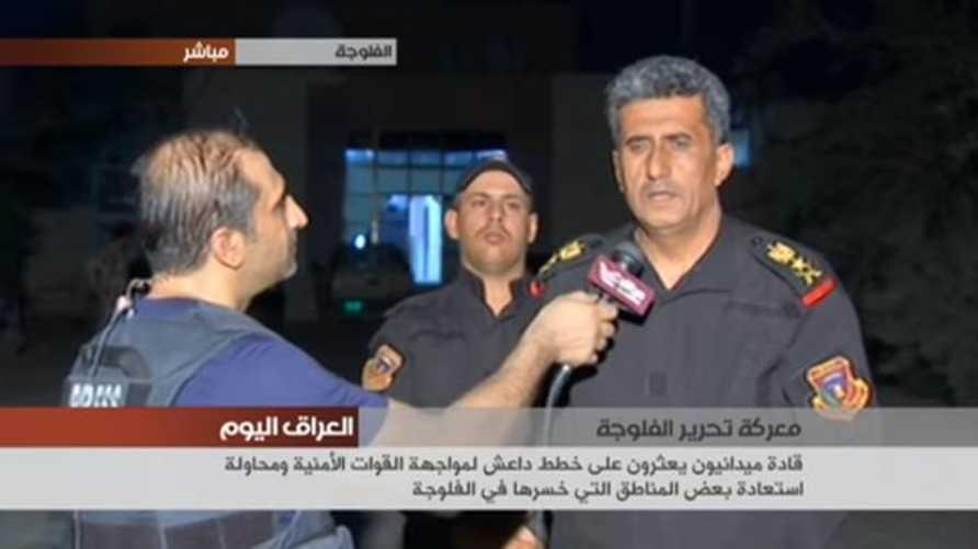 """الساعدي متحدثا لـ""""الحرة-عراق"""""""