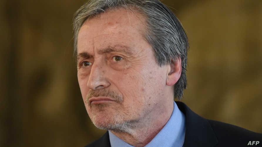 وزير الخارجية التشيكي مارتن شتروبنسكي