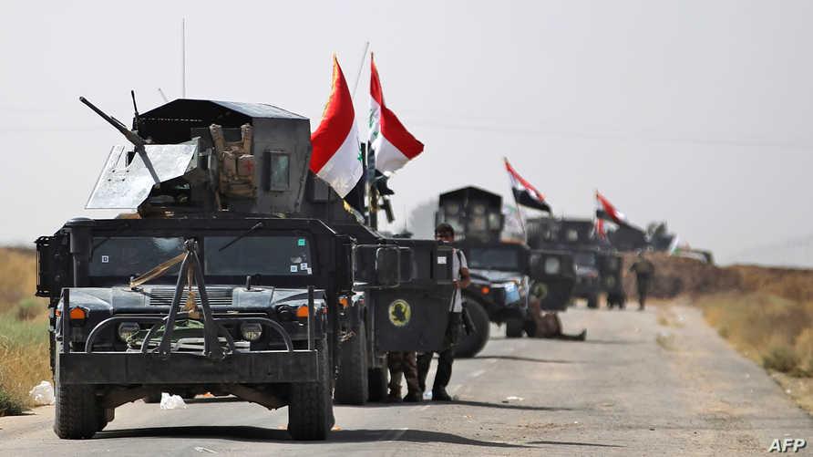 قوات امن عراقية-ارشيف