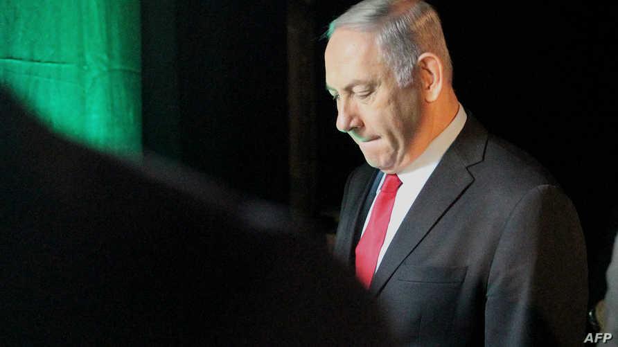 يواجه نتانياهو اتهامات بالفساد لكنه يرفض التخلي عن السلطة