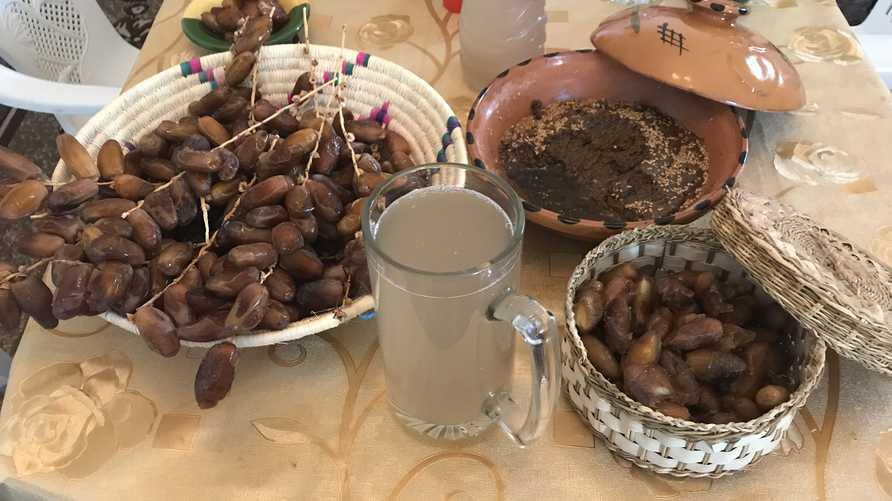 أكلات تميز موائد الإفطار جنوب تونس