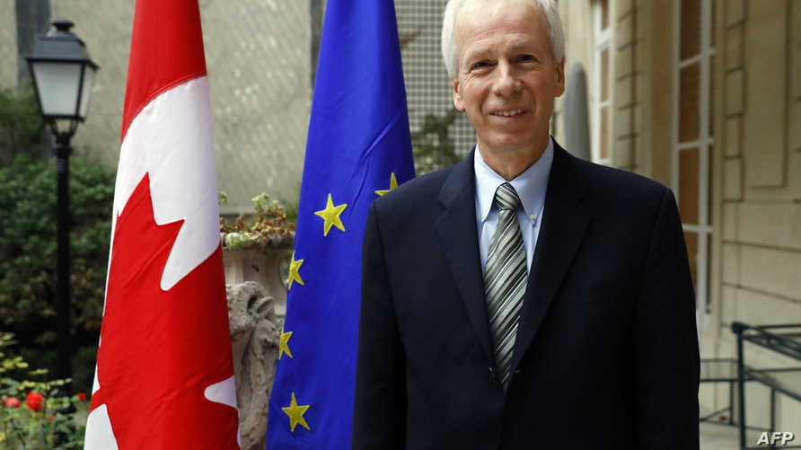 وزير خارجية كندا السابق ستيفان ديون