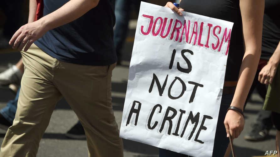لم تقدم مصر أي توضيحات للصحافي المطرود