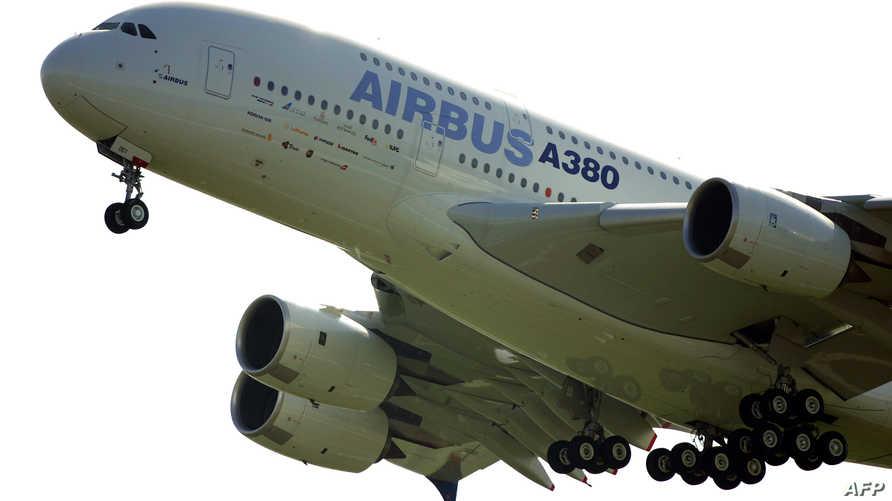 طائرة إيرباص من طراز A380